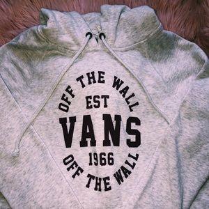 Vans hoodie!!